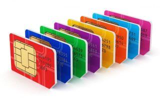 Как купить СИМ-карту МТС с красивым номером